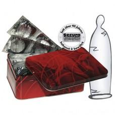 50 waterthin condoms